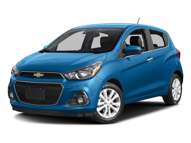 Splash 2016 Chevrolet Spark Pictures Spark Hatchback 5D 2LT I4 photos front view