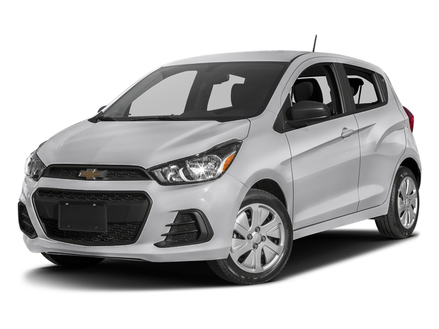 Silver Ice 2016 Chevrolet Spark Pictures Spark Hatchback 5D LS I4 photos front view