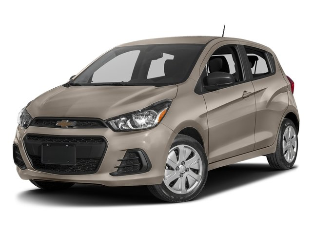 Toasted Marshmallow 2016 Chevrolet Spark Pictures Spark Hatchback 5D LS I4 photos front view