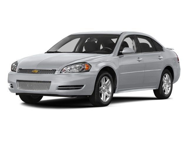 Silver Ice Metallic 2016 Chevrolet Impala Limited Pictures Impala Limited Sedan 4D LT V6 photos front view