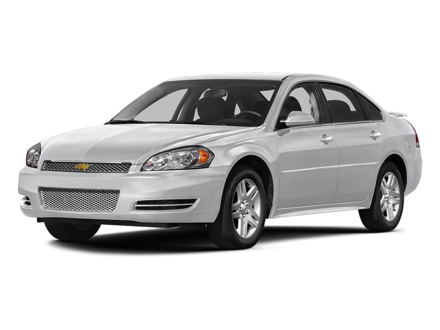 Summit White 2016 Chevrolet Impala Limited Pictures Impala Limited Sedan 4D LT V6 photos front view