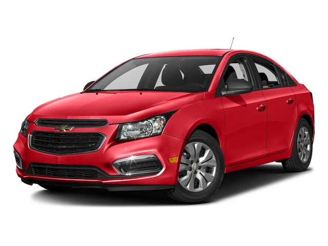 Red Hot 2016 Chevrolet Cruze Limited Pictures Cruze Limited Sedan 4D LS I4 photos front view