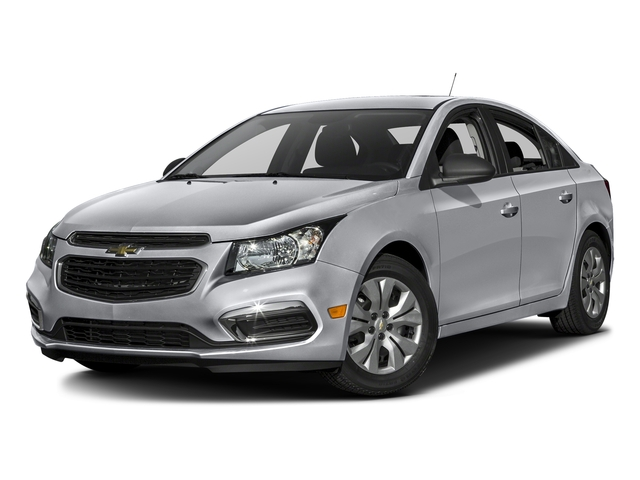 Silver Ice Metallic 2016 Chevrolet Cruze Limited Pictures Cruze Limited Sedan 4D LS I4 photos front view