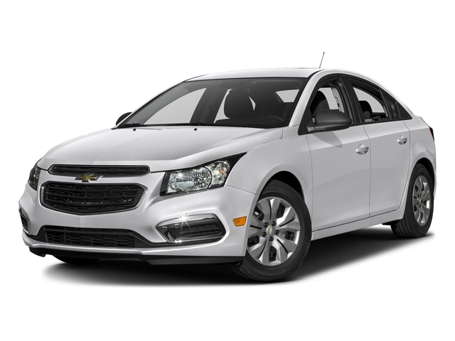Summit White 2016 Chevrolet Cruze Limited Pictures Cruze Limited Sedan 4D LS I4 photos front view