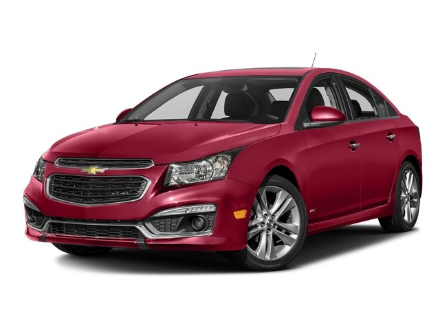 Siren Red Tintcoat 2016 Chevrolet Cruze Limited Pictures Cruze Limited Sedan 4D LTZ I4 Turbo photos front view