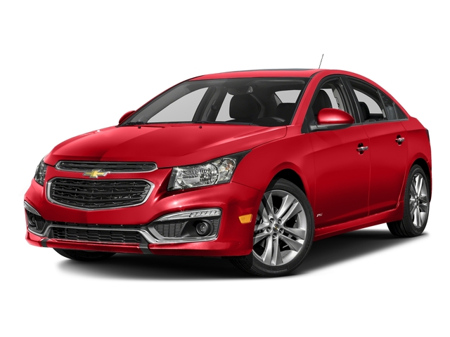 Red Hot 2016 Chevrolet Cruze Limited Pictures Cruze Limited Sedan 4D LTZ I4 Turbo photos front view