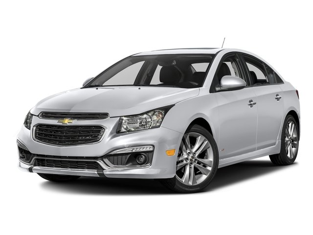 Silver Ice Metallic 2016 Chevrolet Cruze Limited Pictures Cruze Limited Sedan 4D LTZ I4 Turbo photos front view