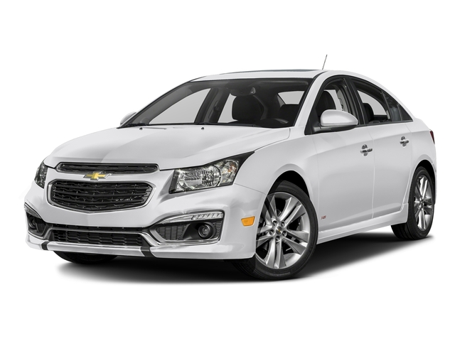 Summit White 2016 Chevrolet Cruze Limited Pictures Cruze Limited Sedan 4D LTZ I4 Turbo photos front view