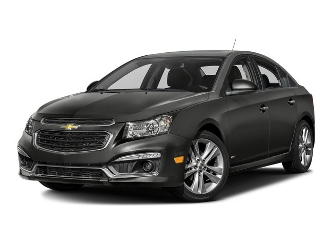 Tungsten Metallic 2016 Chevrolet Cruze Limited Pictures Cruze Limited Sedan 4D LTZ I4 Turbo photos front view