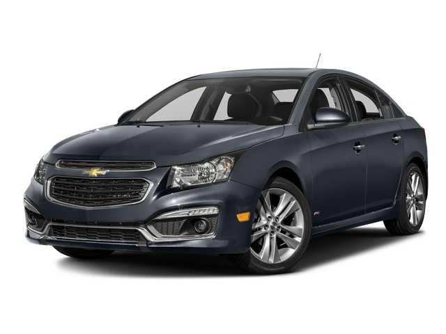 Blue Ray Metallic 2016 Chevrolet Cruze Limited Pictures Cruze Limited Sedan 4D LTZ I4 Turbo photos front view