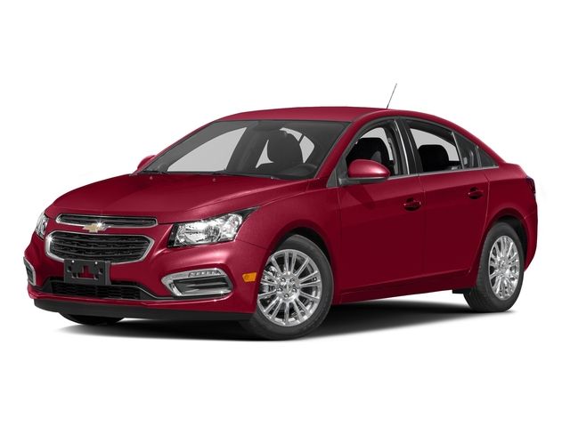 Siren Red Tintcoat 2016 Chevrolet Cruze Limited Pictures Cruze Limited Sedan 4D Eco I4 Turbo photos front view