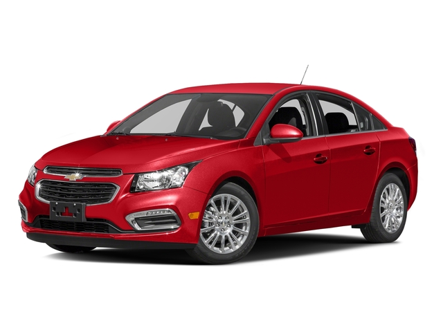 Red Hot 2016 Chevrolet Cruze Limited Pictures Cruze Limited Sedan 4D Eco I4 Turbo photos front view