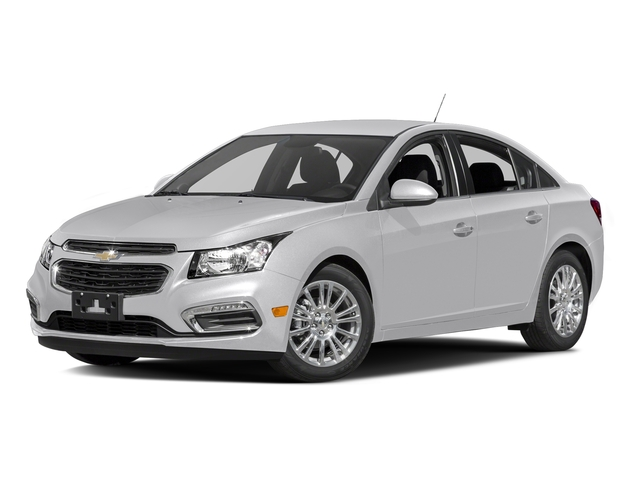 Silver Ice Metallic 2016 Chevrolet Cruze Limited Pictures Cruze Limited Sedan 4D Eco I4 Turbo photos front view
