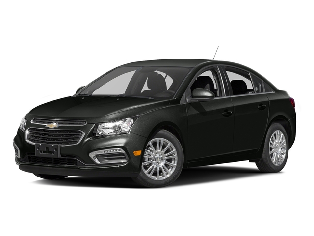 Black Granite Metallic 2016 Chevrolet Cruze Limited Pictures Cruze Limited Sedan 4D Eco I4 Turbo photos front view