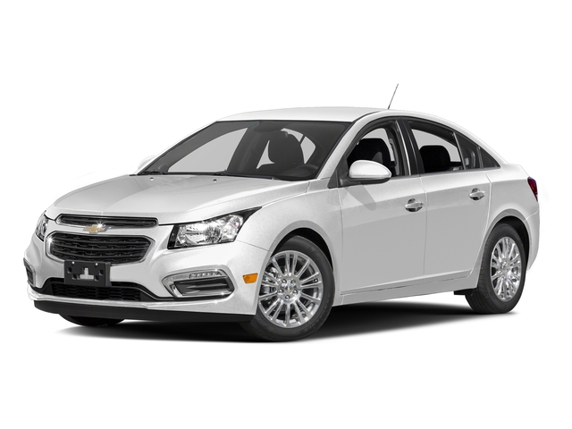 Summit White 2016 Chevrolet Cruze Limited Pictures Cruze Limited Sedan 4D Eco I4 Turbo photos front view