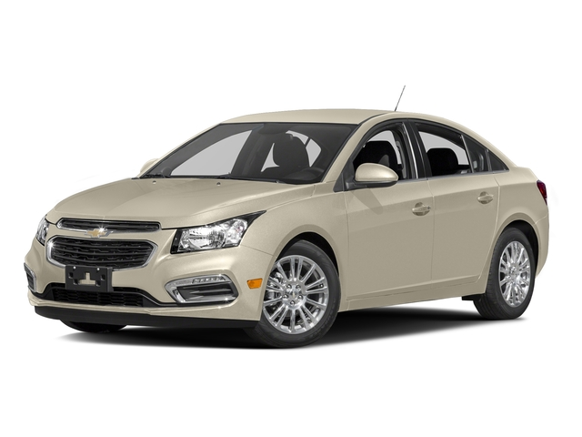 Champagne Silver Metallic 2016 Chevrolet Cruze Limited Pictures Cruze Limited Sedan 4D Eco I4 Turbo photos front view