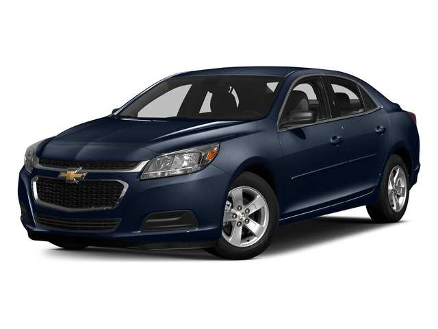 Blue Velvet Metallic 2016 Chevrolet Malibu Limited Pictures Malibu Limited Sedan 4D LS Fleet I4 photos front view