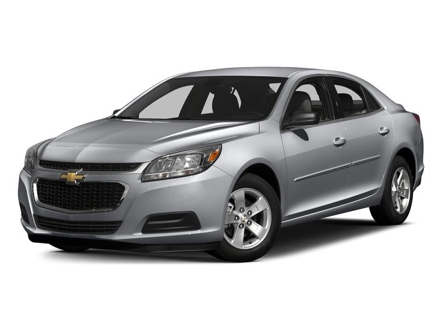 Silver Ice Metallic 2016 Chevrolet Malibu Limited Pictures Malibu Limited Sedan 4D LS Fleet I4 photos front view