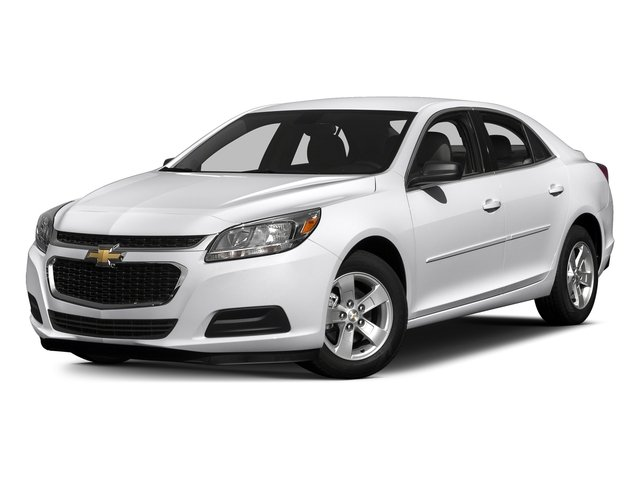 Summit White 2016 Chevrolet Malibu Limited Pictures Malibu Limited Sedan 4D LS Fleet I4 photos front view