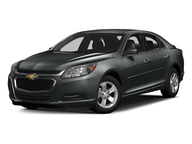 Ashen Gray Metallic 2016 Chevrolet Malibu Limited Pictures Malibu Limited Sedan 4D LS Fleet I4 photos front view