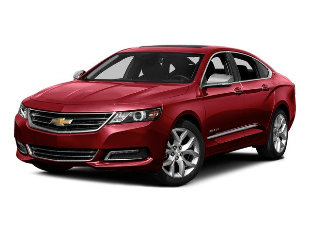 Siren Red Tintcoat 2016 Chevrolet Impala Pictures Impala Sedan 4D LTZ V6 photos front view