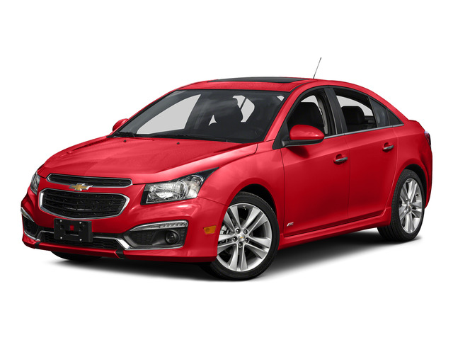 Red Hot 2016 Chevrolet Cruze Limited Pictures Cruze Limited Sedan 4D 2LT I4 Turbo photos front view