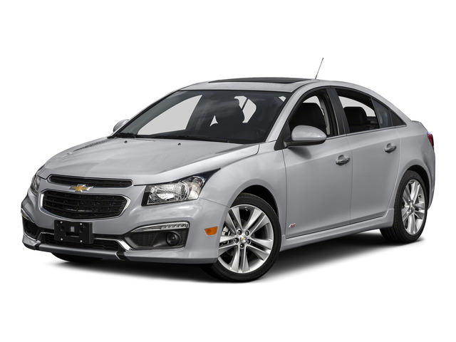 Silver Ice Metallic 2016 Chevrolet Cruze Limited Pictures Cruze Limited Sedan 4D 2LT I4 Turbo photos front view