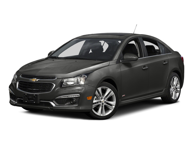 Tungsten Metallic 2016 Chevrolet Cruze Limited Pictures Cruze Limited Sedan 4D 2LT I4 Turbo photos front view