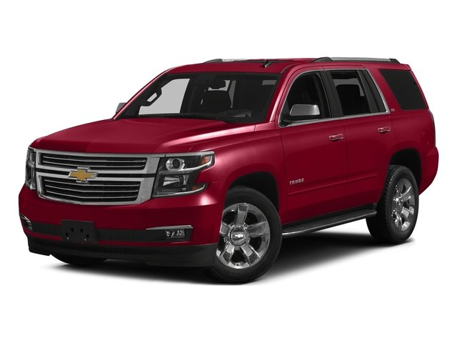 Siren Red Tintcoat 2016 Chevrolet Tahoe Pictures Tahoe Utility 4D LTZ 4WD V8 photos front view