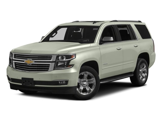 Iridescent Pearl Tricoat 2016 Chevrolet Tahoe Pictures Tahoe Utility 4D LTZ 4WD V8 photos front view