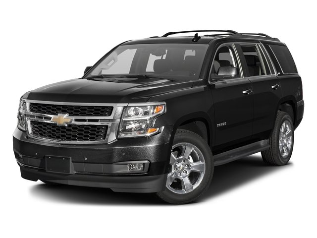 Black 2016 Chevrolet Tahoe Pictures Tahoe Utility 4D Police 2WD V8 photos front view