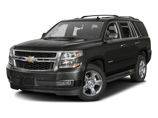 Tungsten Metallic 2016 Chevrolet Tahoe Pictures Tahoe Utility 4D Police 2WD V8 photos front view