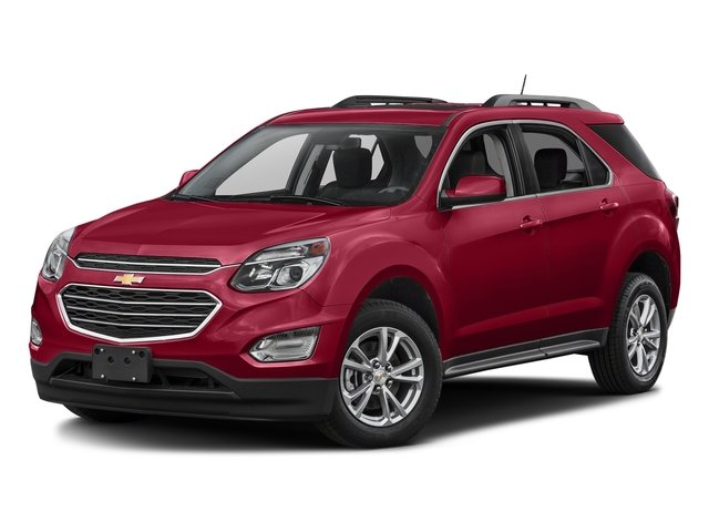 Siren Red Tintcoat 2016 Chevrolet Equinox Pictures Equinox Utility 4D LT 2WD photos front view
