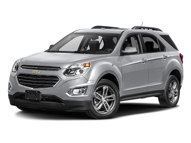 Silver Ice Metallic 2016 Chevrolet Equinox Pictures Equinox Utility 4D LTZ 2WD photos front view