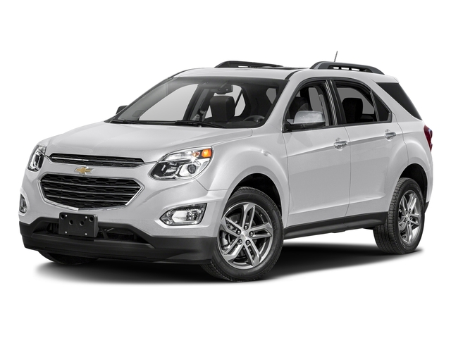 Summit White 2016 Chevrolet Equinox Pictures Equinox Utility 4D LTZ 2WD photos front view