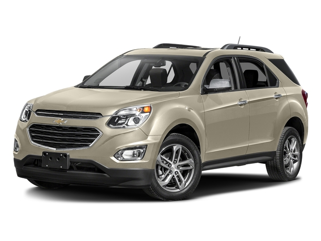 Champagne Silver Metallic 2016 Chevrolet Equinox Pictures Equinox Utility 4D LTZ 2WD photos front view