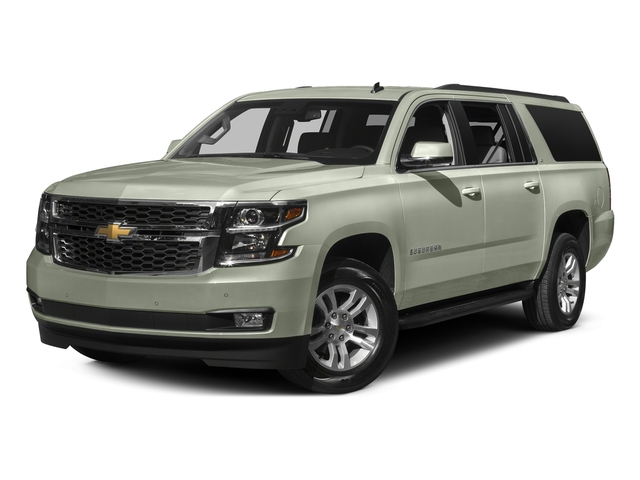 Iridescent Pearl Tricoat 2016 Chevrolet Suburban Pictures Suburban Utility 4D LT 2WD V8 photos front view