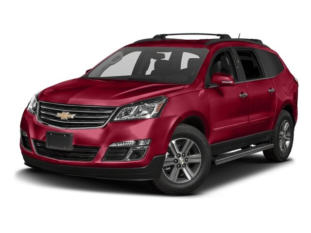 Siren Red Tintcoat 2016 Chevrolet Traverse Pictures Traverse Utility 4D 2LT AWD V6 photos front view