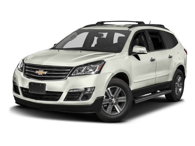 Iridescent Pearl Tricoat 2016 Chevrolet Traverse Pictures Traverse Utility 4D 2LT AWD V6 photos front view