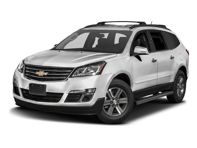 Summit White 2016 Chevrolet Traverse Pictures Traverse Utility 4D 2LT AWD V6 photos front view
