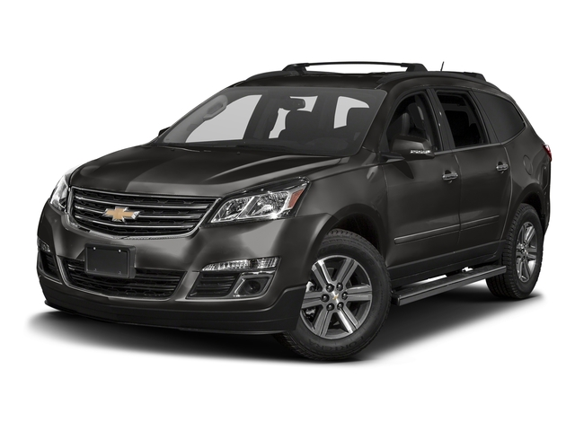 Tungsten Metallic 2016 Chevrolet Traverse Pictures Traverse Utility 4D 2LT AWD V6 photos front view