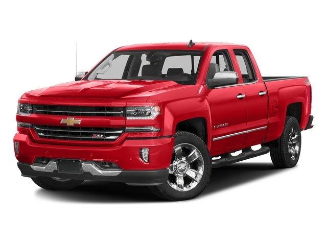 Red Hot 2016 Chevrolet Silverado 1500 Pictures Silverado 1500 Extended Cab LTZ 2WD photos front view