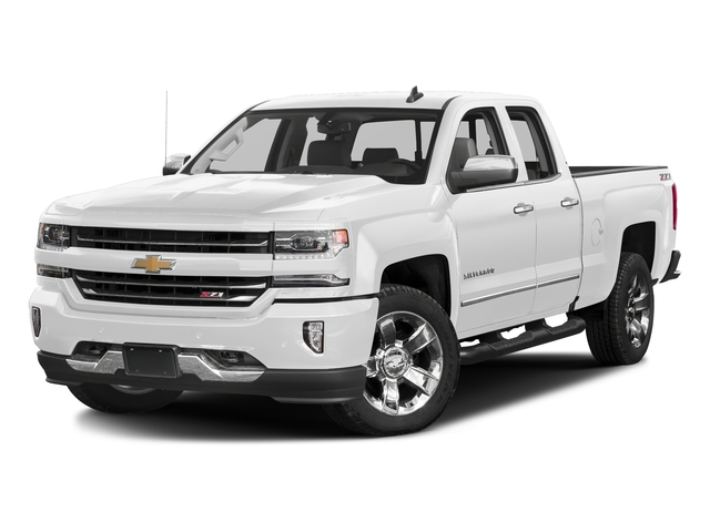 Summit White 2016 Chevrolet Silverado 1500 Pictures Silverado 1500 Extended Cab LTZ 2WD photos front view