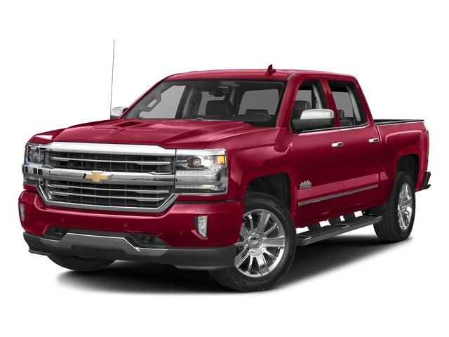 Siren Red Tintcoat 2016 Chevrolet Silverado 1500 Pictures Silverado 1500 Crew Cab High Country 2WD photos front view