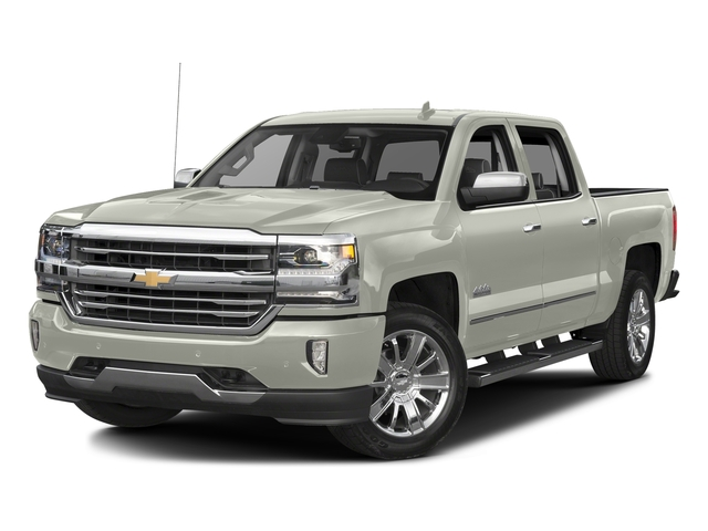 Iridescent Pearl Tricoat 2016 Chevrolet Silverado 1500 Pictures Silverado 1500 Crew Cab High Country 2WD photos front view