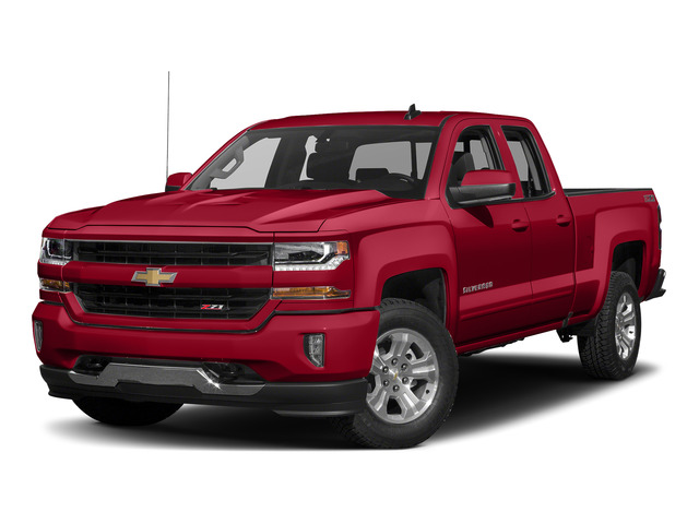 Red Hot 2016 Chevrolet Silverado 1500 Pictures Silverado 1500 Extended Cab LT 2WD photos front view