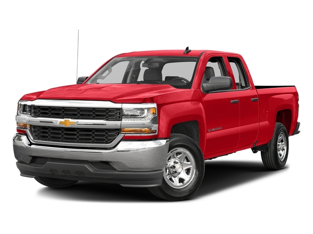 Red Hot 2016 Chevrolet Silverado 1500 Pictures Silverado 1500 Extended Cab LS 4WD photos front view
