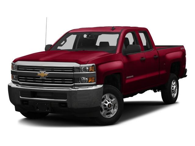 Siren Red Tintcoat 2016 Chevrolet Silverado 3500HD Pictures Silverado 3500HD Extended Cab LTZ 4WD photos front view