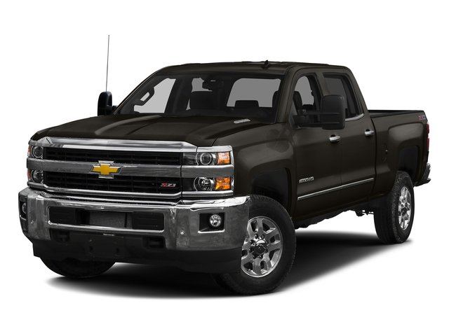 Autumn Bronze Metallic 2016 Chevrolet Silverado 2500HD Pictures Silverado 2500HD Crew Cab LTZ 2WD photos front view