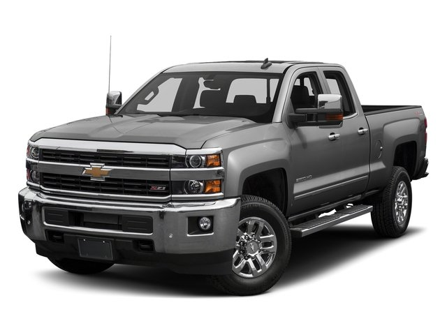Slate Grey Metallic 2016 Chevrolet Silverado 2500HD Pictures Silverado 2500HD Extended Cab LTZ 4WD photos front view